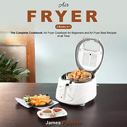 Air Fryer: 2 Books in 1 cover art