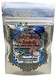 Invert Aquatics Soft Pellets for Axolotls - Moist Sinking Diet for Axolotl, Newts, Salamanders & Other Small Amphibians (9 oz (255g))