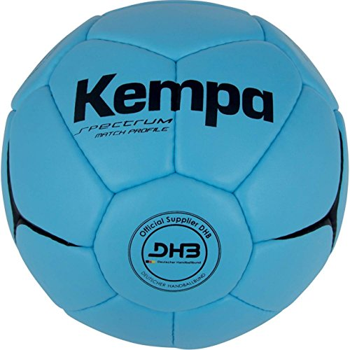 Kempa Ball Spectrum Training Black & Sky, Dark Sky/Schwarz, 2