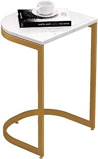 WALNUTA Coin Côté marbre A Few Simple Salon Canapé Petite Table Basse Balcon Creative Table d'appoint