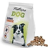Bionic Nature Schutz Snack für Hunde 250g, funktioniert mit Zeckenzange, Zeckenkarte, Zeckenschlinge,...