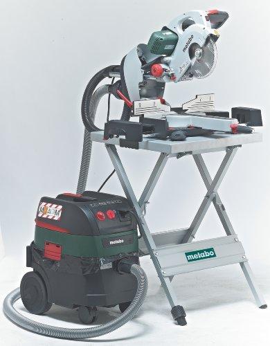 Metabo Maschinenständer UMS / 83 cm hoch, einklappbar & verstellbares 4. Bein für eine optimale Arbeitshöhe / Auflagefläche von 57×60 cm - 2