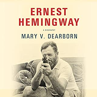 Ernest Hemingway audiobook cover art