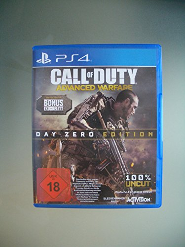 Call of Duty - Advanced Warfare, Day Zero Edition