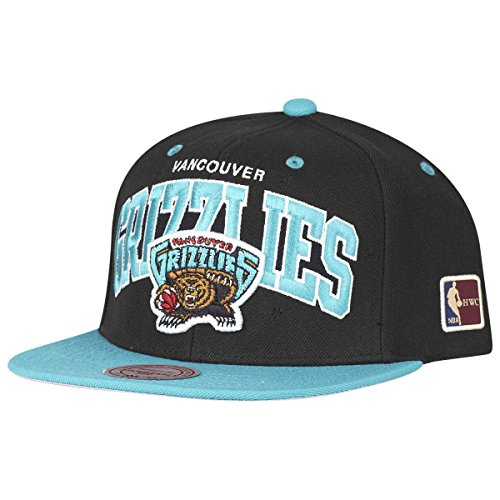 Mitchell & Ness Snapback Cap - HWC Vancouver Grizzlies