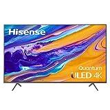 Hisense ULED 4K Premium 75U6G Quantum Dot QLED Series 75-Inch Android Smart TV with Alexa Compatibility (2021 Model)