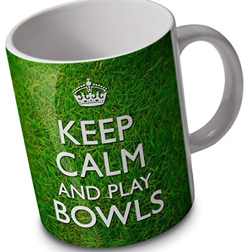 verytea Keep Calm and Play Bowls...