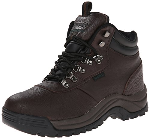 Propet Men's Cliff Walker Boot,Bronco Brown,13 5E US