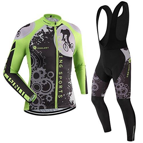 (Cojín 3D)(traje(strap negro) tamaño:XL) ropa hombres los transpirable sudo ciclismo rendimiento de...