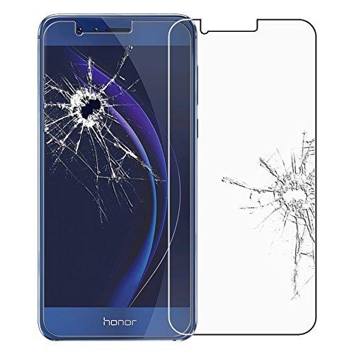 ebestStar - Cristal Templado Compatible con Huawei Honor 8 Protector de Pantalla,...