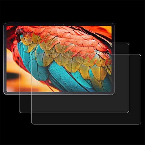 DONGYAO Protector de pantalla para tablet Lenovo Tab P11 Pro 2 piezas 9H HD a prueba de explosiones película de vidrio templado