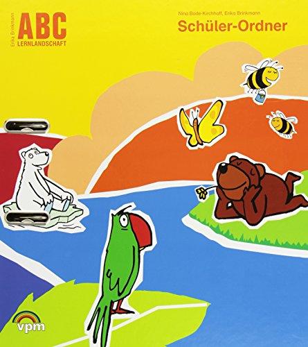 ABC Lernlandschaft 1: Ordner mit 6 Arbeitsheften, 3 Software-CDs, Anlauttabelle und Register Klasse 1 (ABC Lernlandschaft 1. Ausgabe ab 2011)