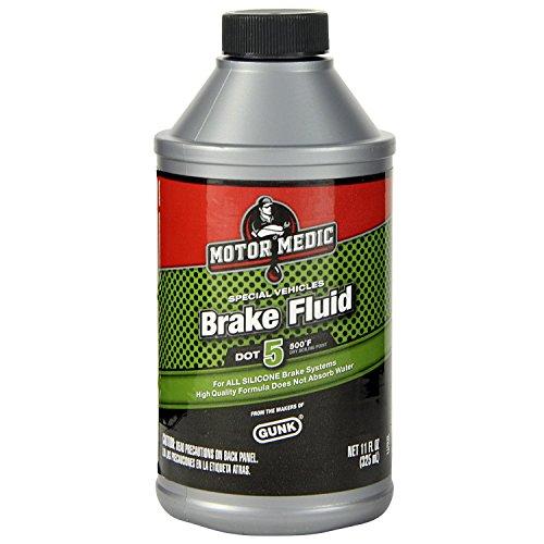 Niteo Motor Medic M4011/12-12PK DOT 5 Brake Fluid...