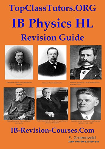 TopClassTutors.ORG International PHYSICS HL Revision Guide IB-REVISION-COURSES.COM