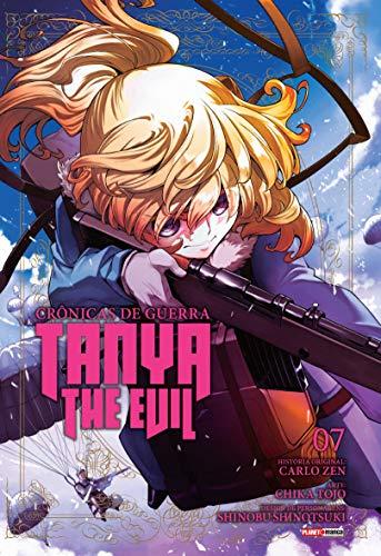 Tanya The Evil: Crônicas de Guerra - 7