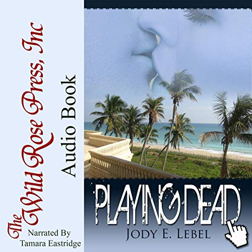 Playing Dead audiobook cover art