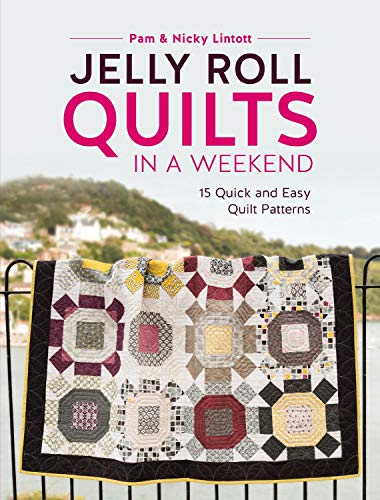Top quilt patterns for jelly rolls for 2020