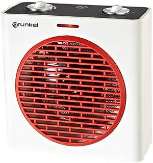 Grunkel Calefactor CARR20 Rojo Vertical