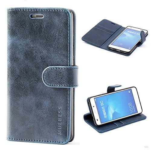 Coque Honor 8X XWZYQ® Noir litchi Housse Pochette Cuir Flip Portefeuille Étui en cuir pour Huawei Honor 8X (65