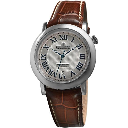 Dreyfuss & Co. DGS00030/21 Men's Swiss Watch