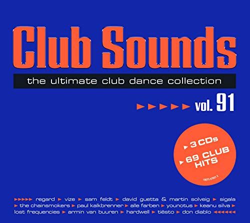 Club Sounds,Vol.91