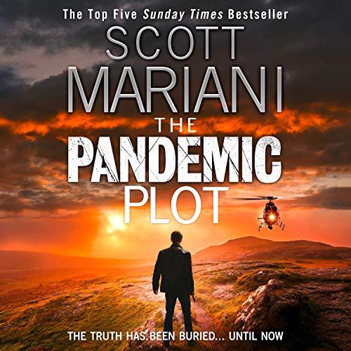 The Pandemic Plot cover art