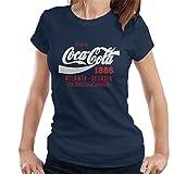 Coca Cola White Classic Logo Women's T-Shirt