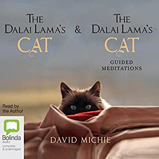 Couverture de The Dalai Lama's Cat + The Dalai Lama's Cat: Guided Meditations