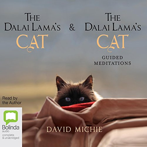 The Dalai Lama's Cat + The Dalai Lama's Cat: Guided Meditations cover art