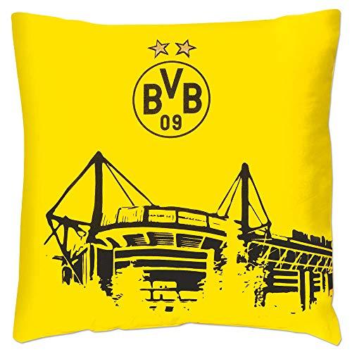 Borussia Dortmund BVB-Kissen Stadion one Size