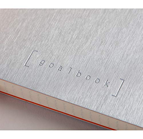 Rhodia Goalbook Journal, A5, Dotted - Silver Photo #8