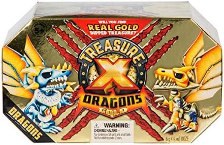 Treasure X Quest for Dragons Gold - Deluxe Dragon Figure