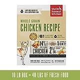 Honest Kitchen Human Grade Dehydrated Organic Grain Chicken Dog Food...
