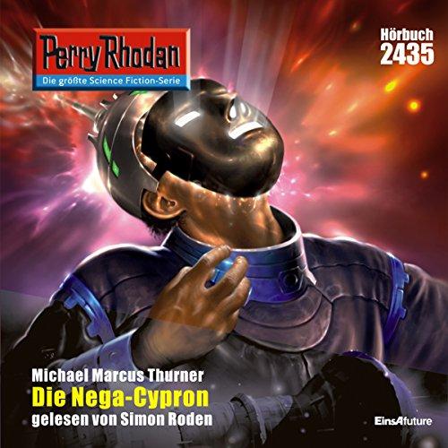 Die Nega-Cypron audiobook cover art