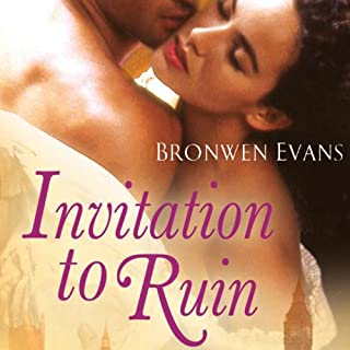 Invitation to Ruin                   By:                                                                                                                                 Bronwen Evans                               Narrated by:                                                                                                                                 Faye Adele                      Length: 10 hrs and 8 mins     37 ratings     Overall 3.9
