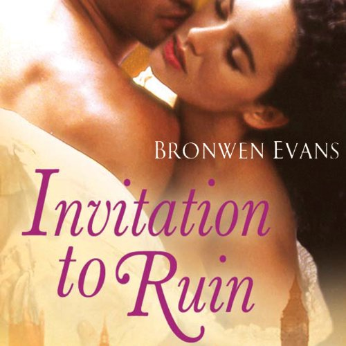 Invitation to Ruin audiobook cover art