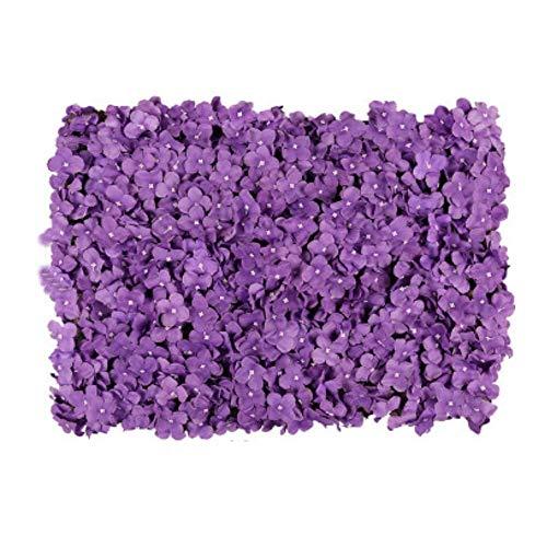 Tela de Pared Decoracion Flor Fondo de Pared de Flores Decoración de la Pared Puerta de Rosa Tienda Pared de la Pared Boda Ambiental Ceremonia de Boda Diseño Interior Creativo (Color : 3)