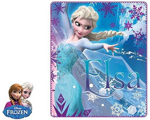Disney Frozen die Eiskönigin Fleecedecke Decke Sky 120 x 140 cm