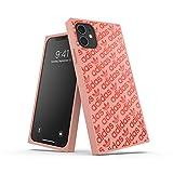 アディダスオリジナルス iPhone 11 ケース スクエアケース コーラルピンク [adidas OR SQUARE CASE SS20 for iPhone 11 ash pearl/signal coral]