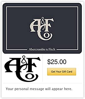 Best abercrombie gift card online Reviews