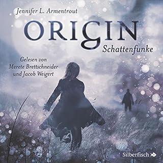 Origin. Schattenfunke (Obsidian 4) Titelbild