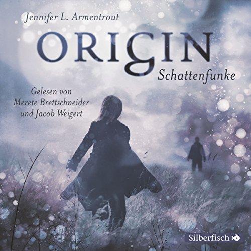 Origin. Schattenfunke (Obsidian 4) cover art