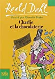 Charlie et la Chocolaterie (Folio Junior) by Roald Dahl (1983-06-01) - Gallimard; edition (1983-06-01) - 01/06/1983