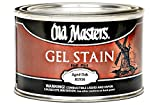 Old Masters 81916 Gel Stain, Aged Oak - 1/2 Pint