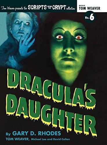 Dracula's Daughter 1629331171 Book Cover