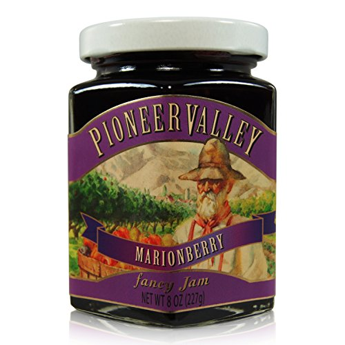 Pioneer Valley Fancy Marionberry Jam