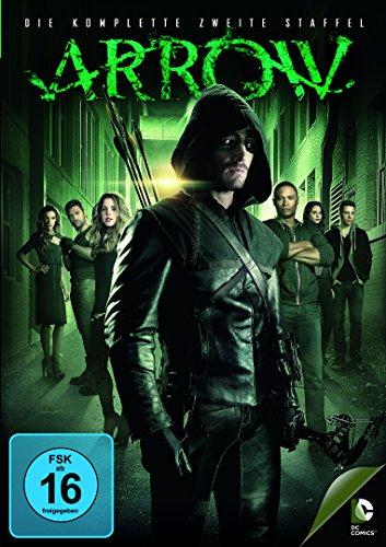 Arrow - Die komplette zweite Staffel [5 DVDs]