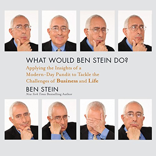 What Would Ben Stein Do? cover art