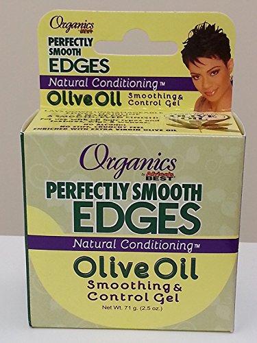 Africa Best Organics Perfectly Smooth Edges (2.5oz) by Organics