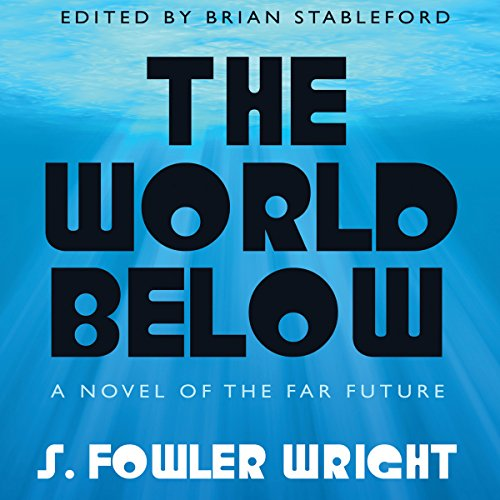 The World Below audiobook cover art